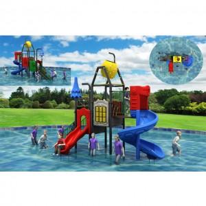 High Quality Aqua Park Playground House Water Park Slides Equipment
