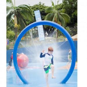spray ground water zone features