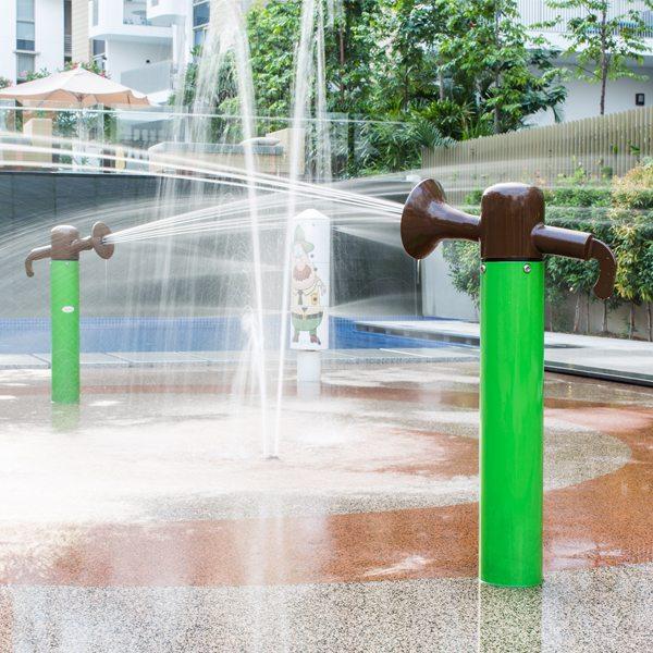 Aqua Spray Park Equipment Water Cannon for Children Featured Image