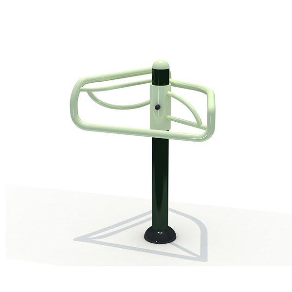 OEM manufacturer custom Public Places Outdoor Playground Fitness Equipment Wholesale to UAE