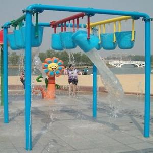 outdoor swimming pool splash pad Aqua Resort