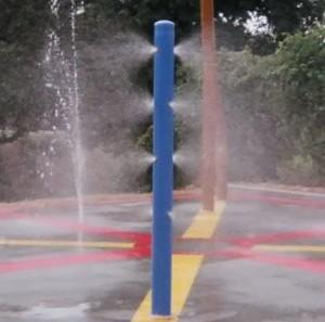 Water Playground Equipment Splash Pad Spray Park