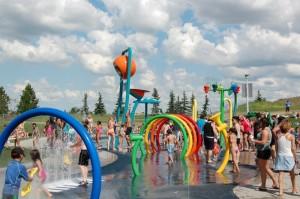 kids water recreation playground, water play equipment price in Shanghai