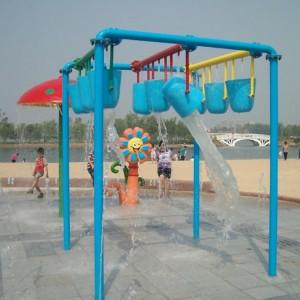 2019 kids water park playground water play equipment