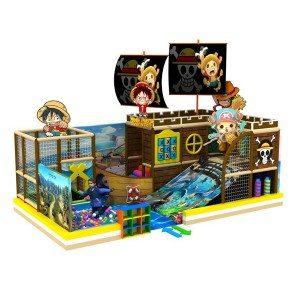 Online Manufacturer for Commercial Children Amusement Park Indoor Soft Playground for Panama Factories