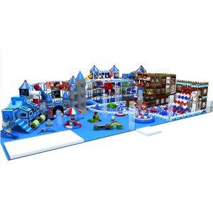 12 Years Manufacturer Popular Soft Children Amusement Zone Indoor Playground to Sevilla Manufacturers