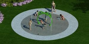 Mutong Kids Play Area Playground Indoor Kids outdoor Playground