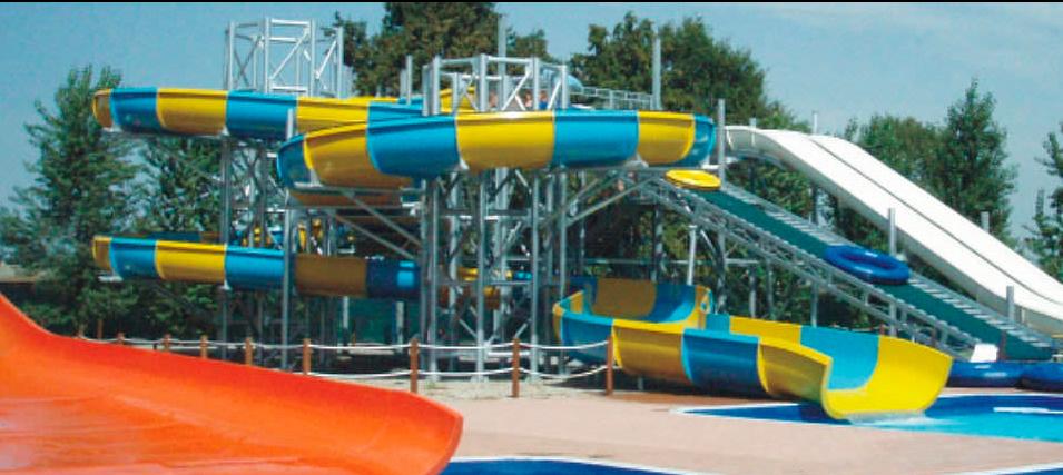 mutong family raft slide