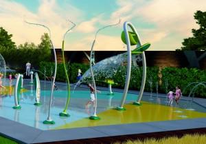 NEW water park splash waterpark equipment